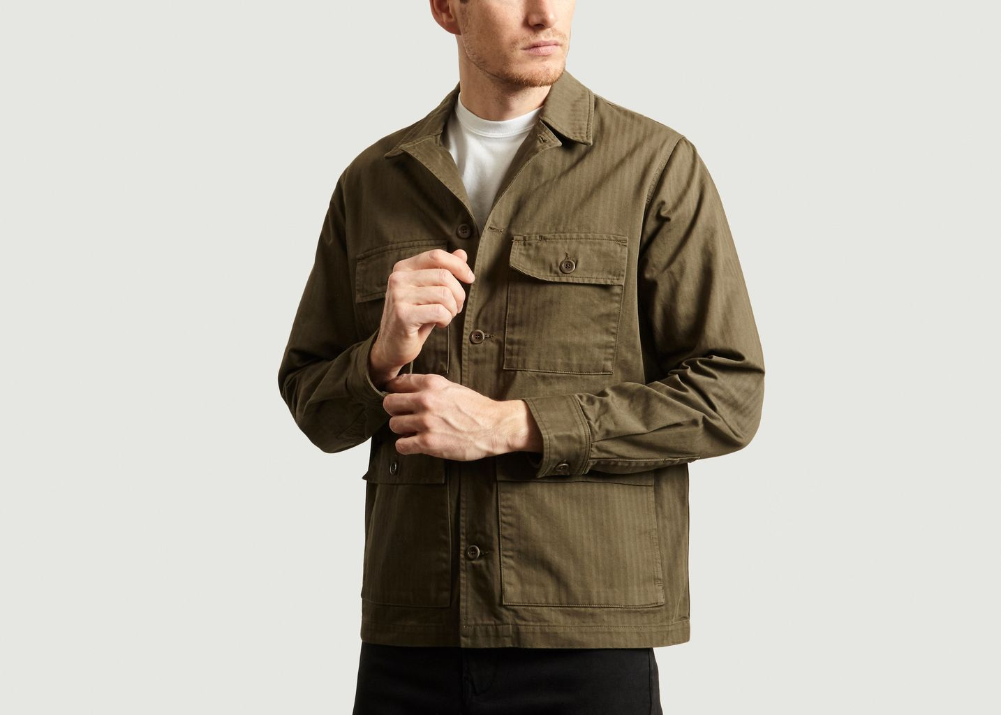 Veste Mads - Norse Projects