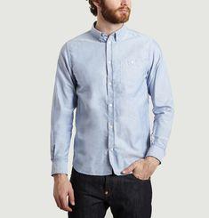 Anton Cotton Oxford Shirt