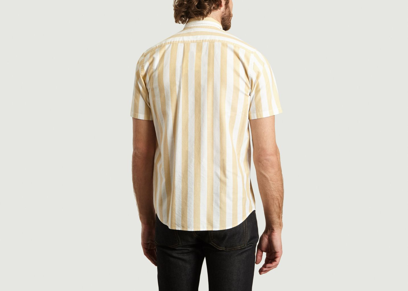 Chemise Theo Oxford SS - Norse Projects
