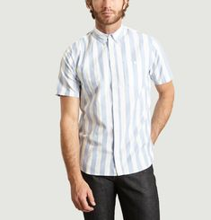 Chemise Theo Oxford SS