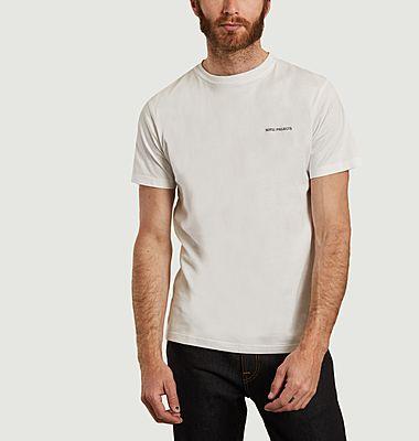 T-shirt en coton siglé Niels Core