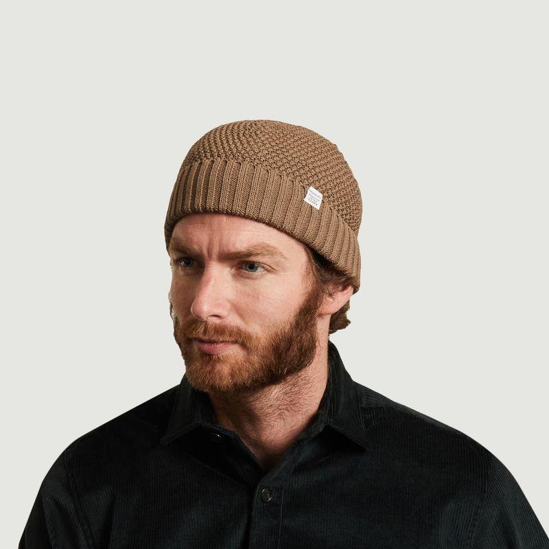 Bonnet en coton Moss - Norse Projects