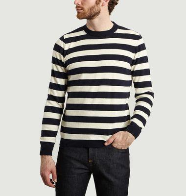 Pull Arild Linen Stripe