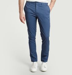 Pantalon Aros Slim Light Stretch