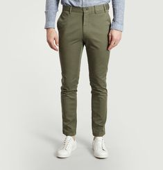 Aros Slim Stretch Trousers