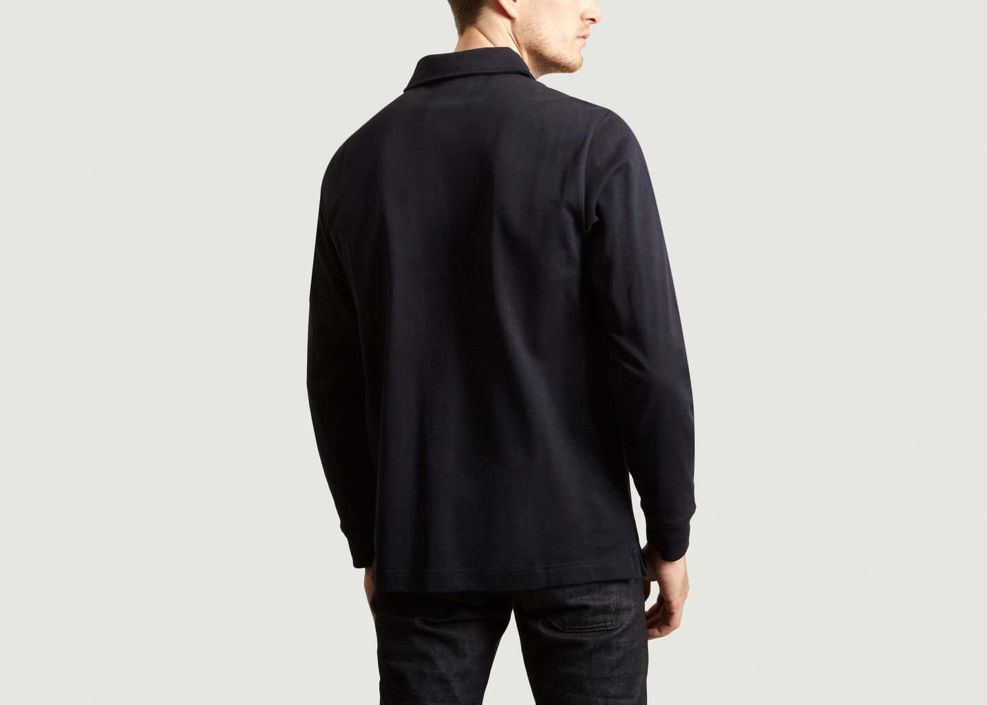 Polo Ruben Solid LS - Norse Projects