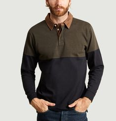Polo Ruben Color Block