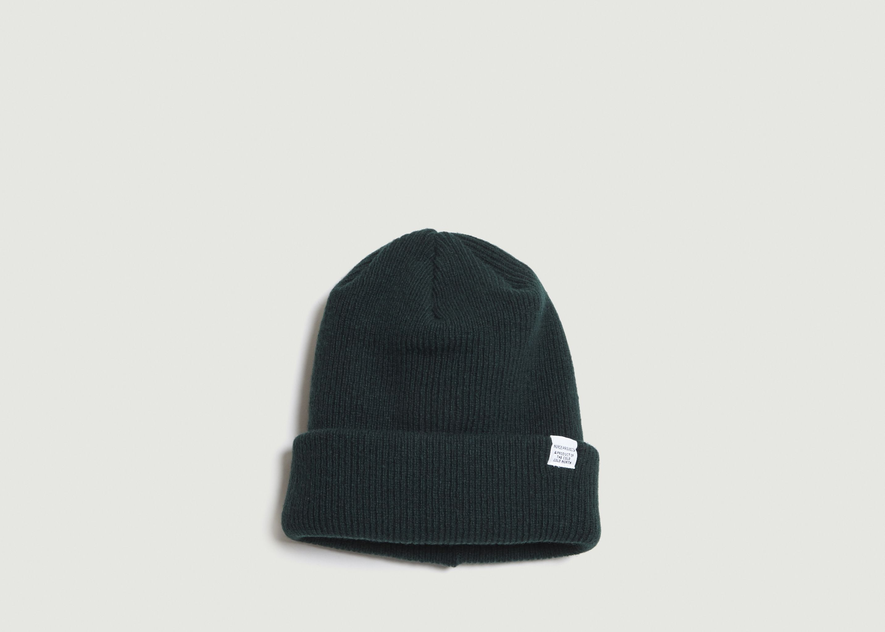 19b94728169 Norse Beanie Fir Green Norse Projects