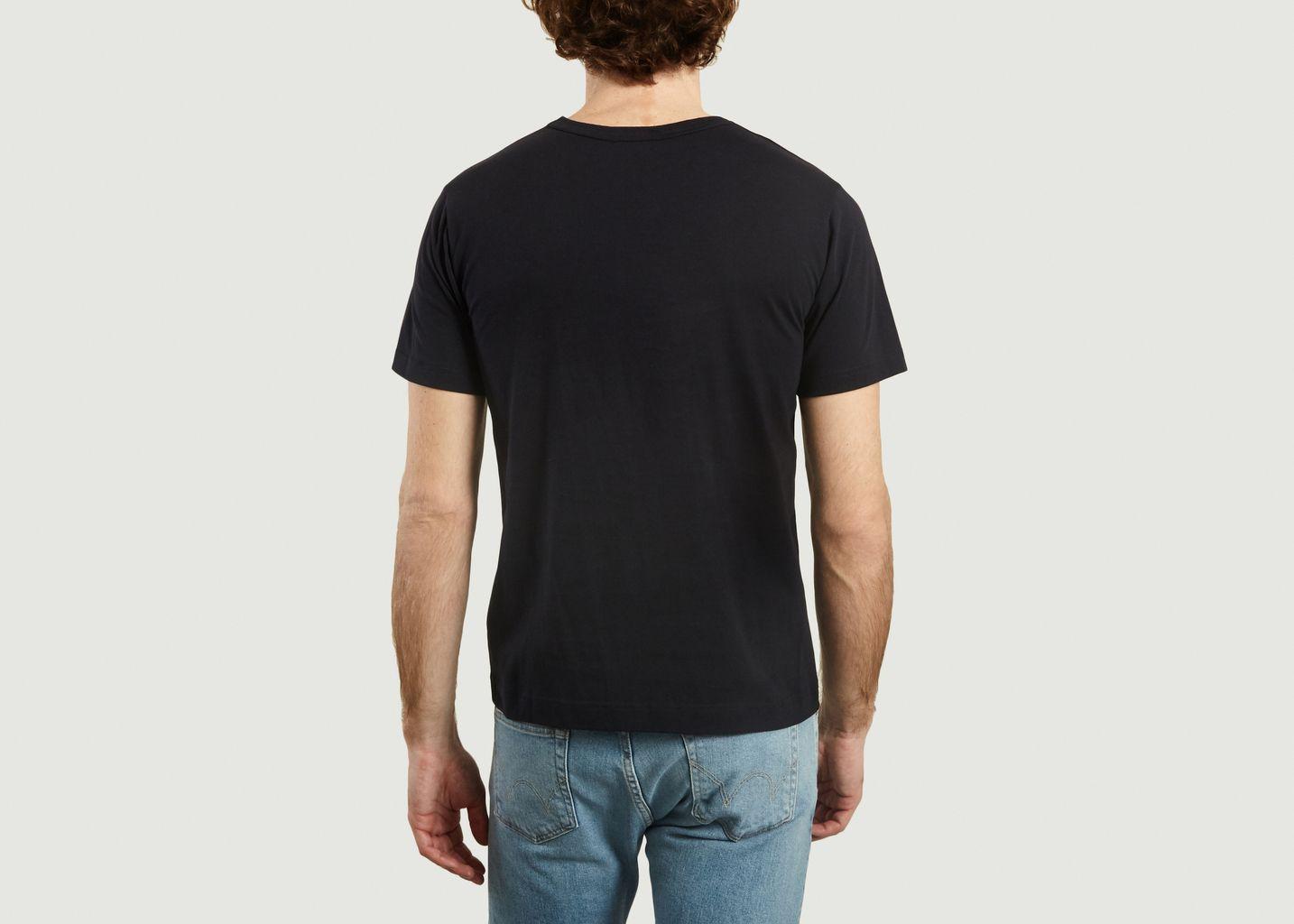 T-Shirt Brodé Joakim - Norse Projects