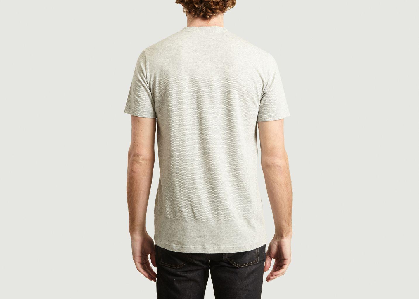 T-shirt en coton texturé Niels Bubble - Norse Projects