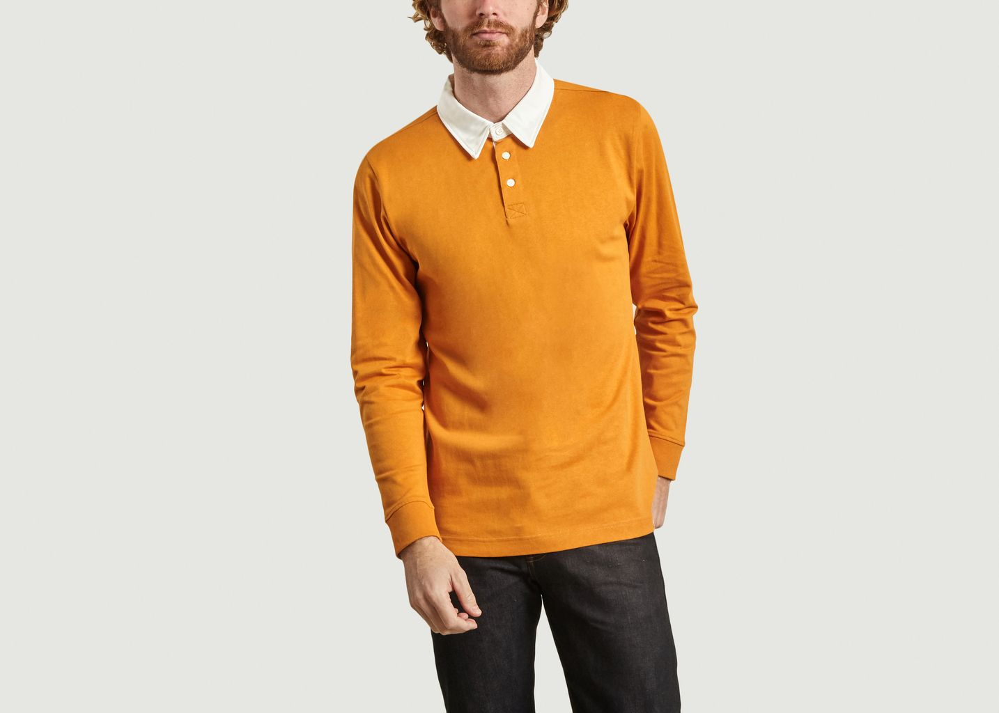 Polo manches longues rugby Ruben - Norse Projects