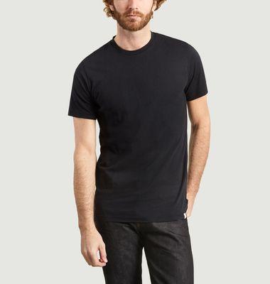 T-shirt en coton texturé Niels Bubble