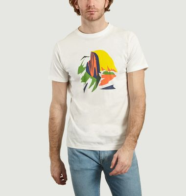 T-Shirt Dome Norse Projects x Jeremie Fischer