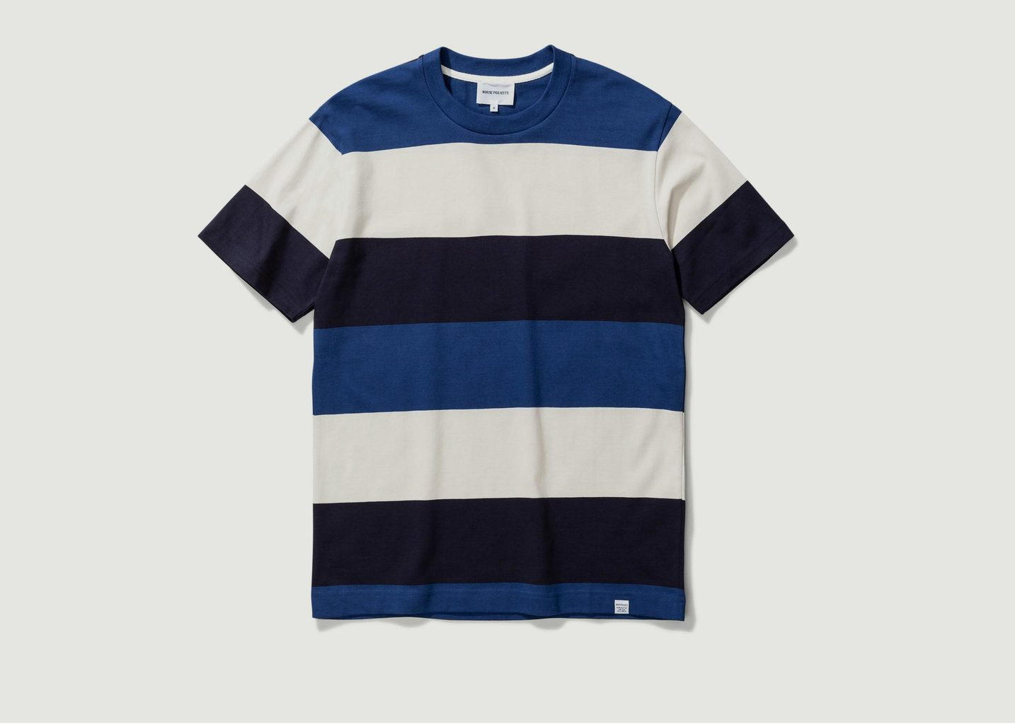 T-shirt rayé Johannes - Norse Projects