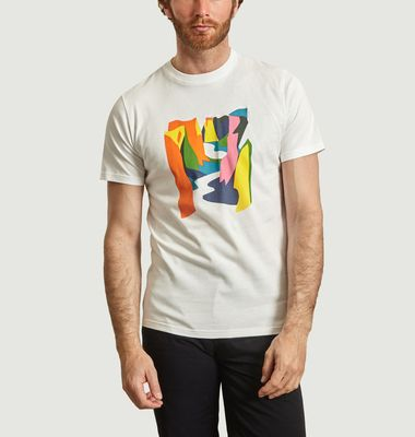 T-Shirt Valley Norse Projects x Jeremie Fischer