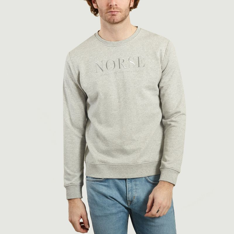 Sweat Logotypé Vagn - Norse Projects
