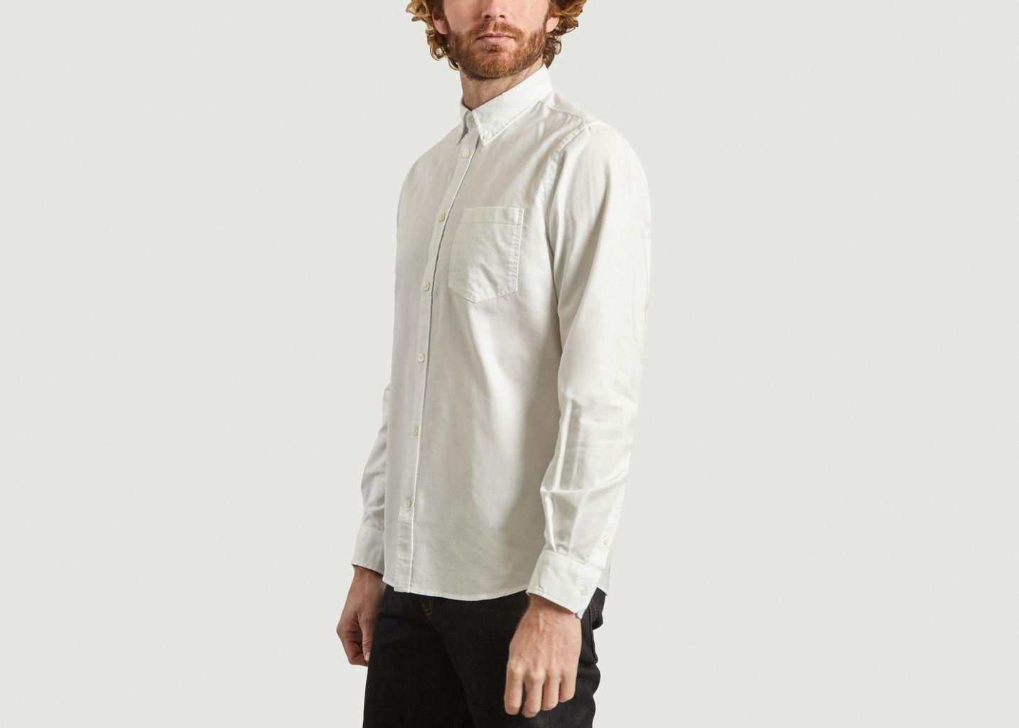 Chemise Oxford Anton - Norse Projects