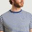 matière T-Shirt Rayé Niels Classic - Norse Projects