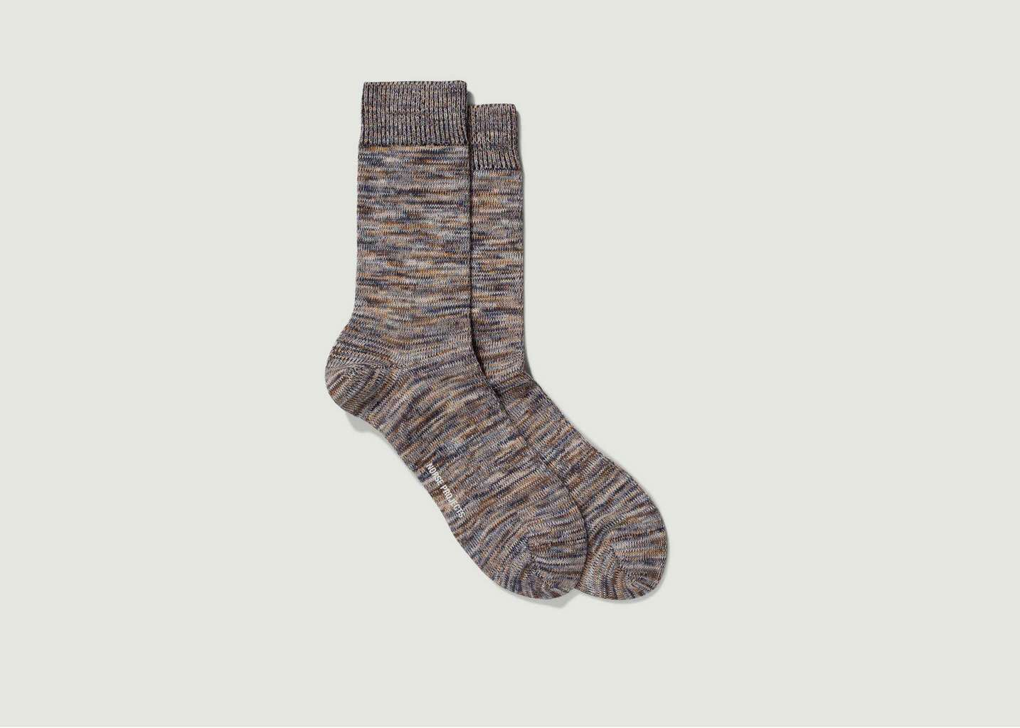 Chaussettes Bjarki Blend - Norse Projects