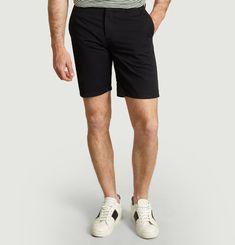 Aros Cotton Twill Shorts