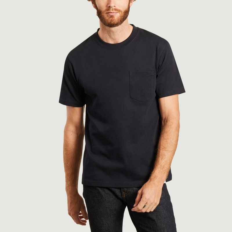 t shirt johannes pocket  - Norse Projects