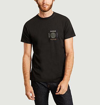 t shirt niels norse X Matt luckhurst