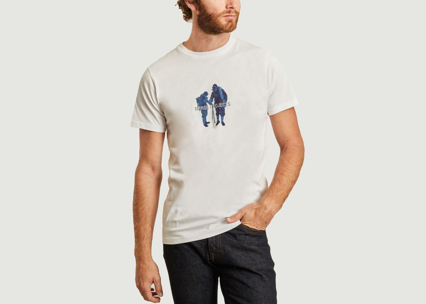 t shirt niels Explorers - Norse Projects