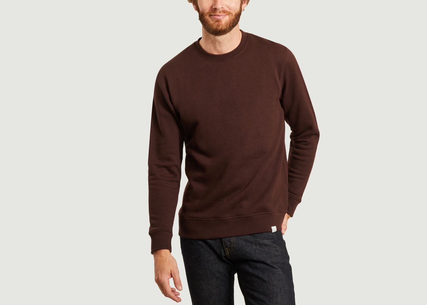sweat vagn classic col rond - Norse Projects