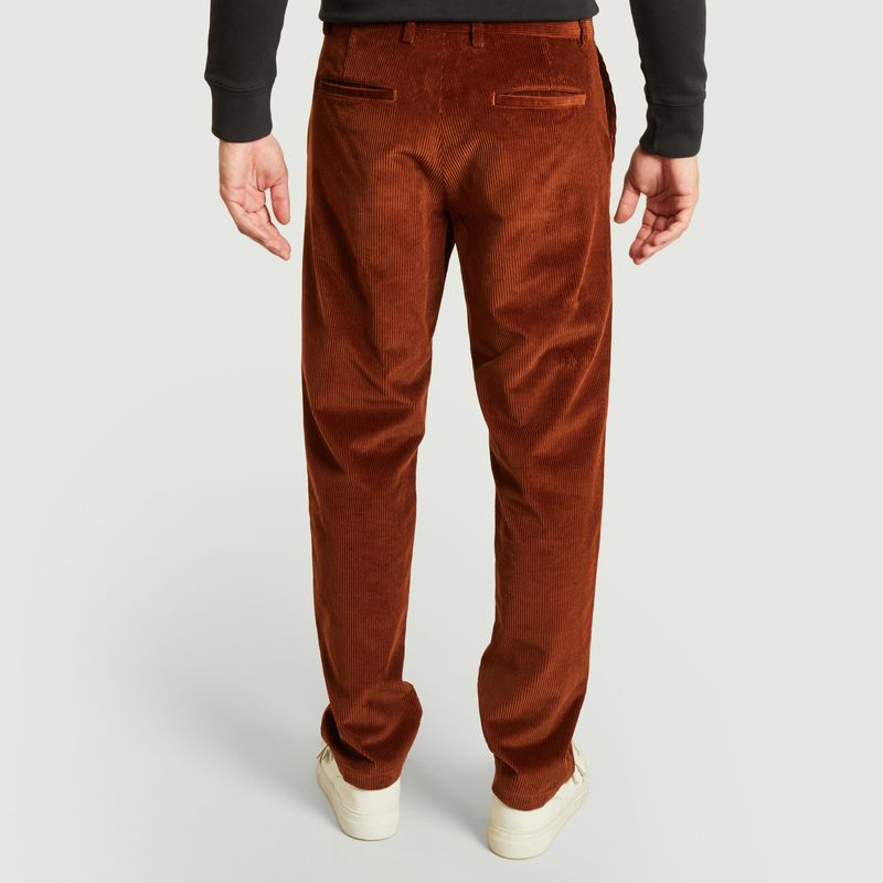 Pantalon Albin 8 wale  - Norse Projects
