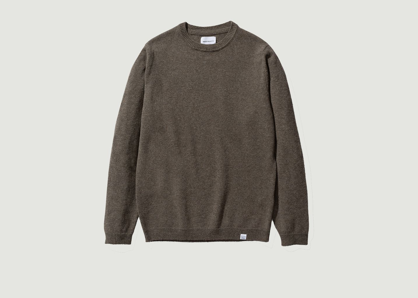 Pull Sigfred Laine d'Agneau - Norse Projects