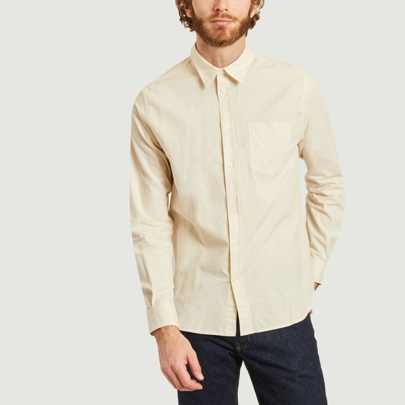 Chemise Osvald Chambray - Norse Projects