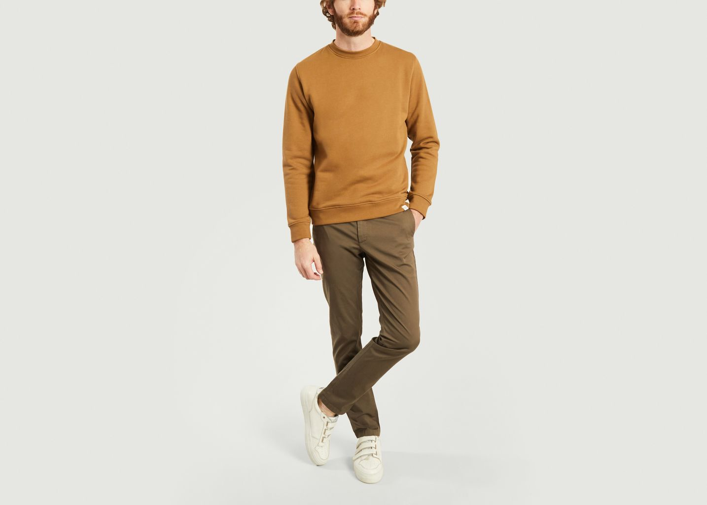 Aros Slim Light Stretch - Norse Projects