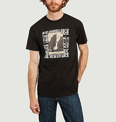 T-Shirt Warped Type