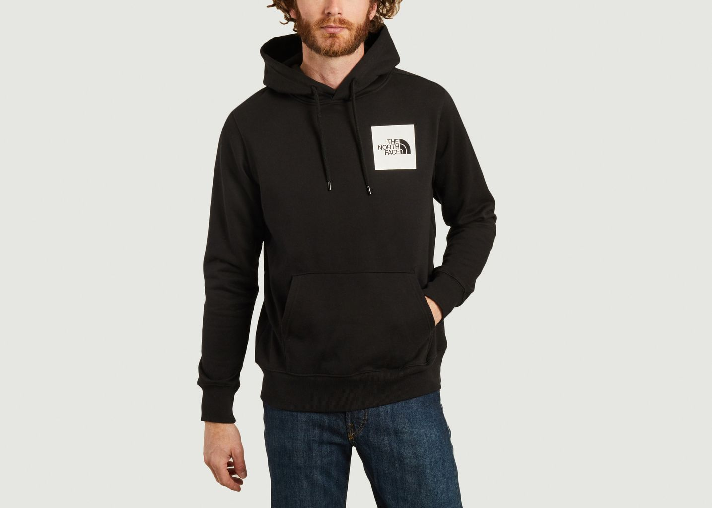 Hoodie Fine - The North Face