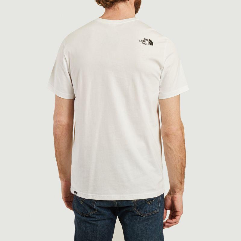 T-Shirt Fine Alpine Equipment - The North Face