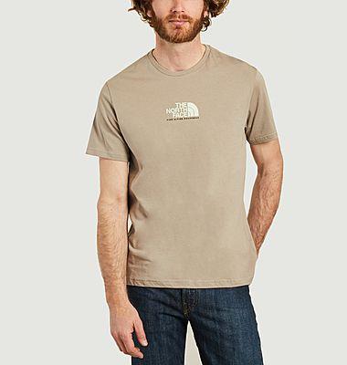 T-shirt Fine Alpine Equipment 3