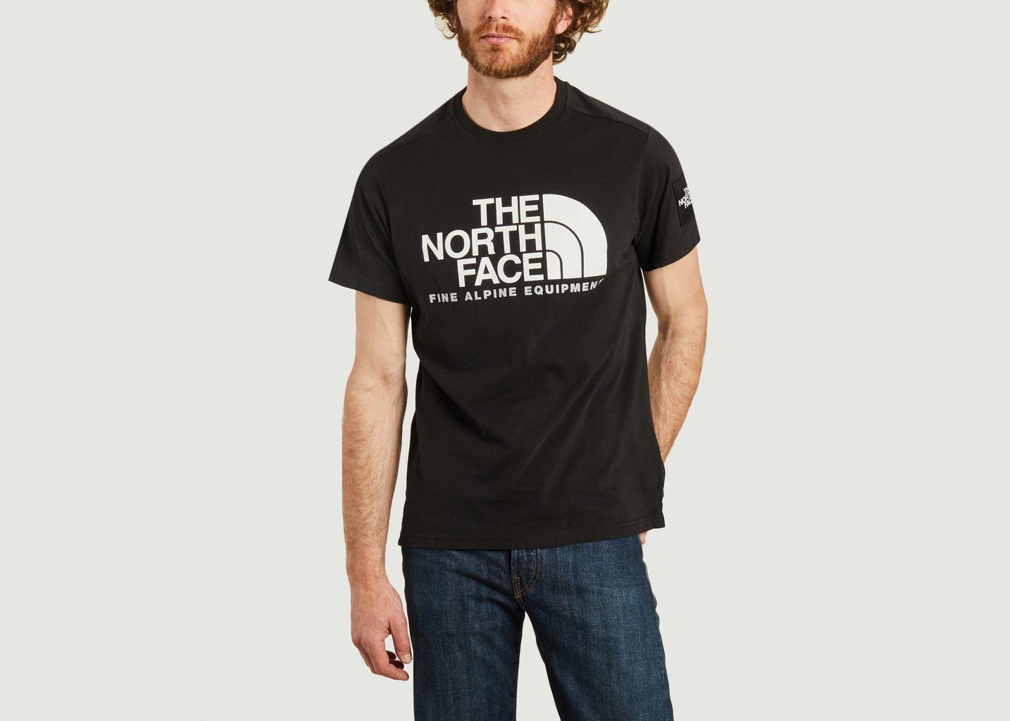T-shirt Fine Alpine 2 - The North Face