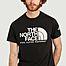 matière T-shirt Fine Alpine 2 - The North Face