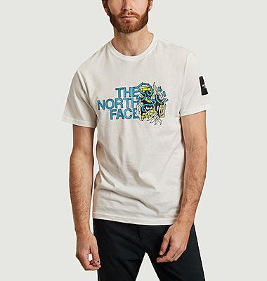 T-shirt graphique Black Box