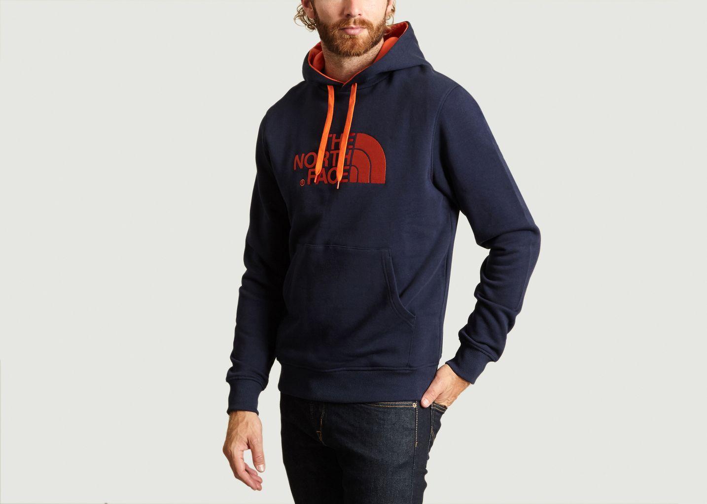 Hoodie Logotypé Drew Peak   - The North Face