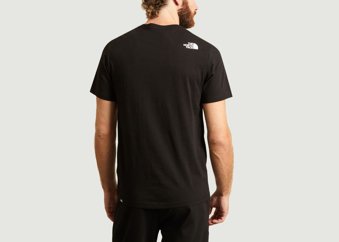 T-Shirt Fine Tee - The North Face