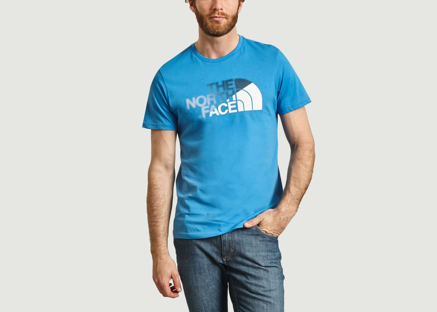 T-shirt Easy Bad Glasses - The North Face