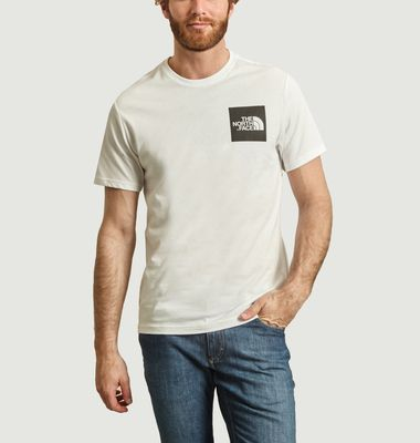 T-shirt logotypé Fine