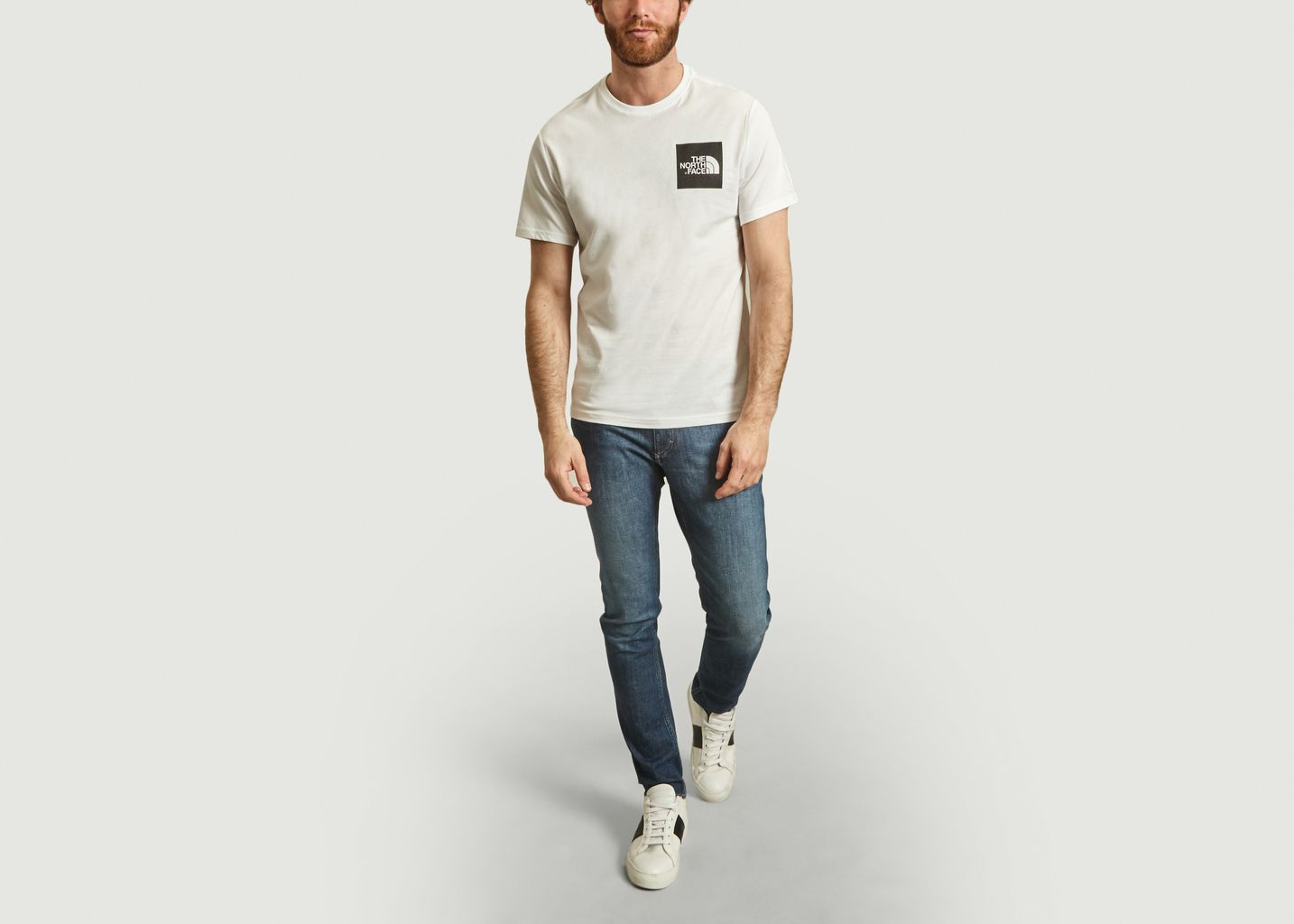 T-shirt logotypé Fine - The North Face