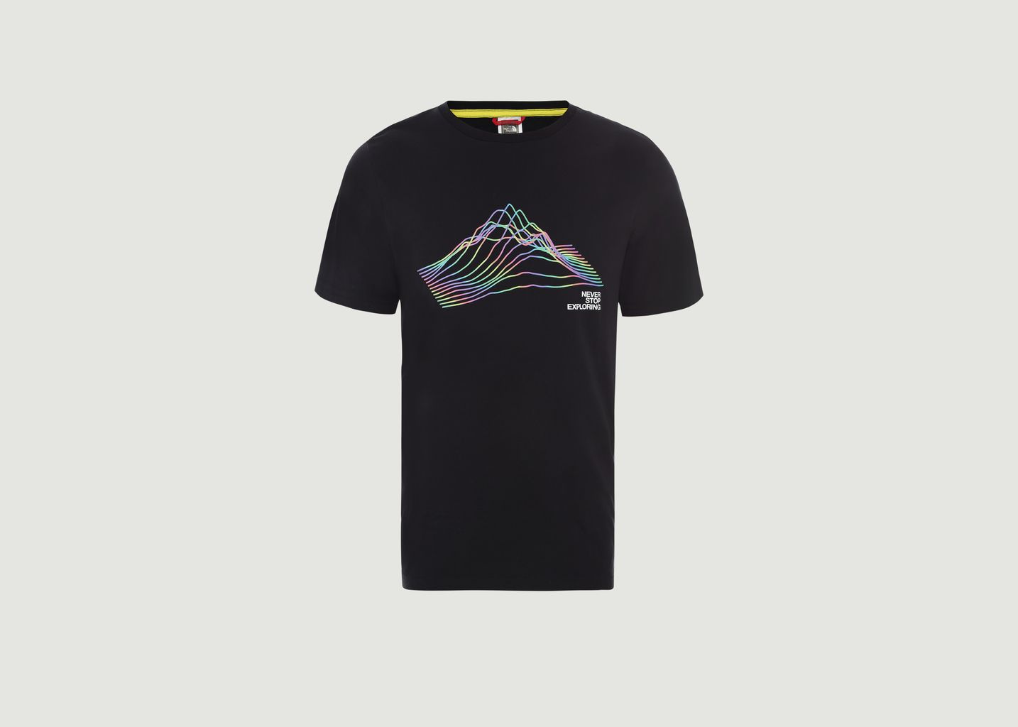 Tshirt rainbown - The North Face