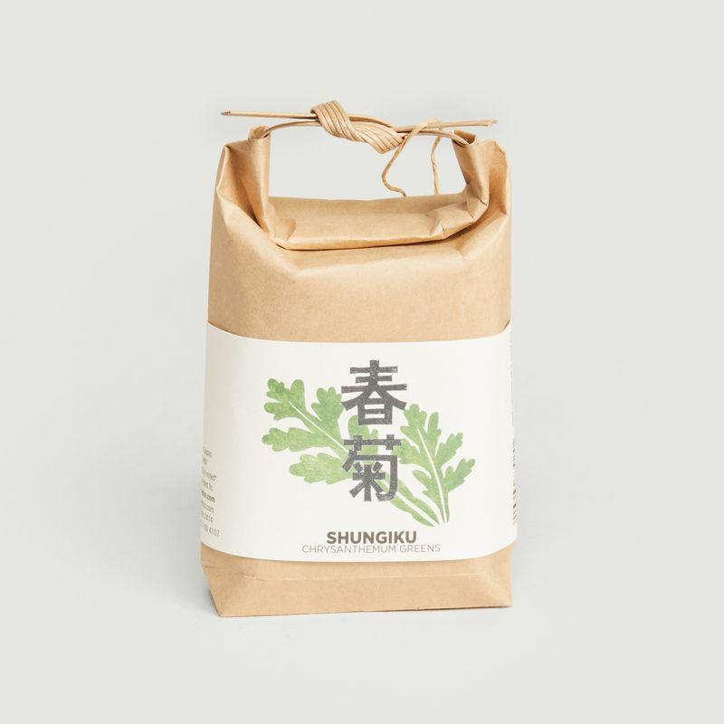 Cultivate & Eat-Japaneses Shungiku - Noted