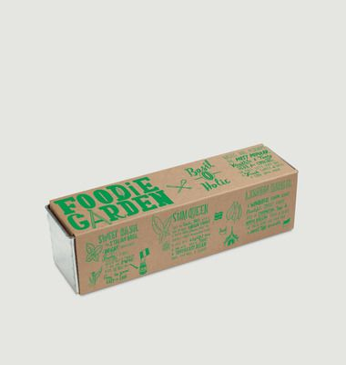 Kit de Jardinage Basil-O-Holic