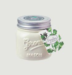 Jar Garden - Persil d'Italie