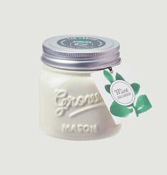 Jar Garden - Menthe