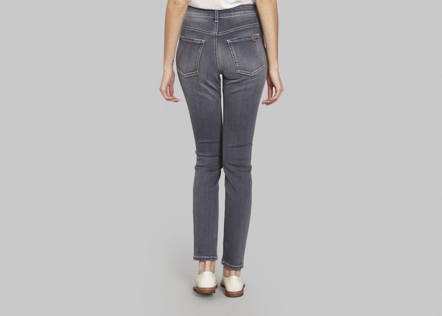 Jean Bamboo Skinny High Waist - Atelier Notify